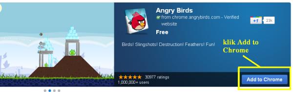 Angrybird Install
