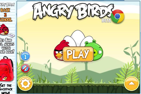 Game Angrybird