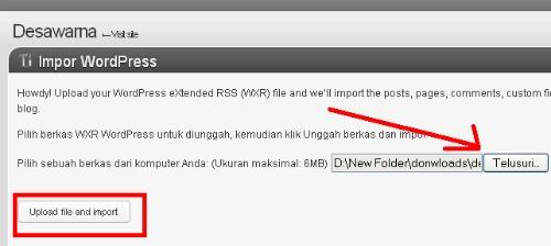 Blogdetik-pilih-file-xml-yang-akan-di-impor