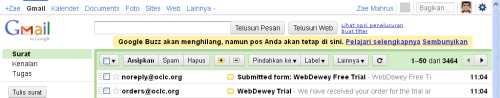 Gmail - Kotak Masuk