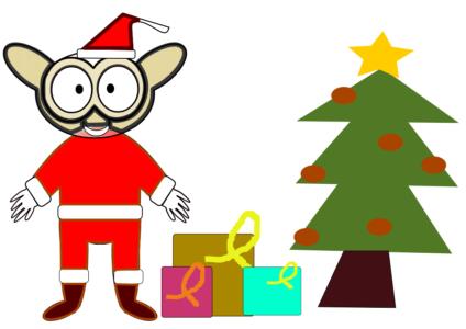 Tarsius Santa