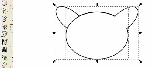 Tarsius SLiMS - Draging - Grouping - Union Objek