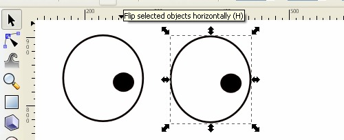 Tarsius SLiMS - Flip Horizontal Obek Mata