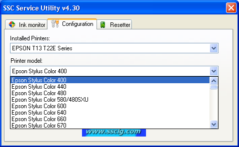 Reset Tinta Printer Epson , Epson Stylus T13